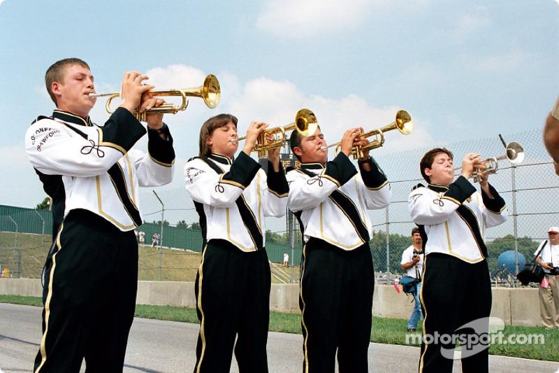 Trumpeters