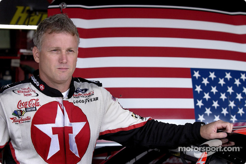 Ricky Rudd and NASCAR are ready to show America their support