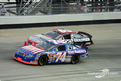Battle between Chad Little and Greg Biffle
