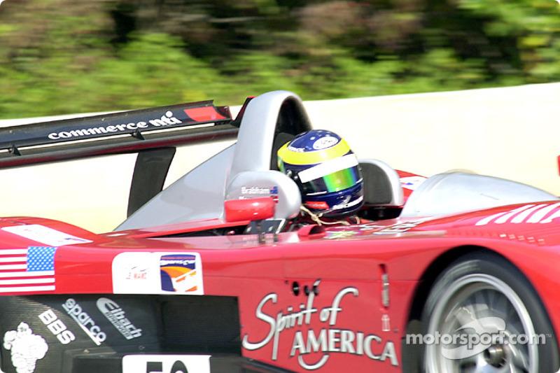 David Brabham dans la Panoz