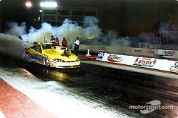 2001 IHRA Pro Stock Champion Gene Wilson