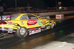 Funny Car driver Terry McMillen
