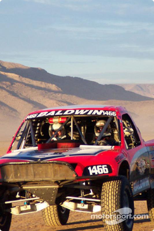 Jason Balwin, Case Gunderson Trick Truck Ford
