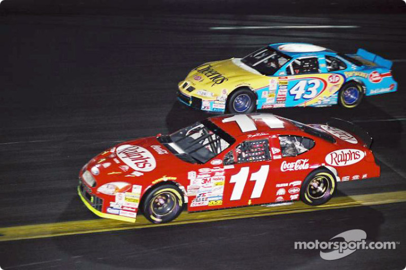 Brett Bodine and John Andretti