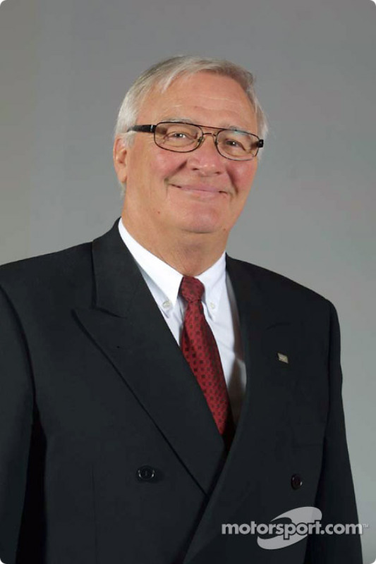 President Ove Andersson