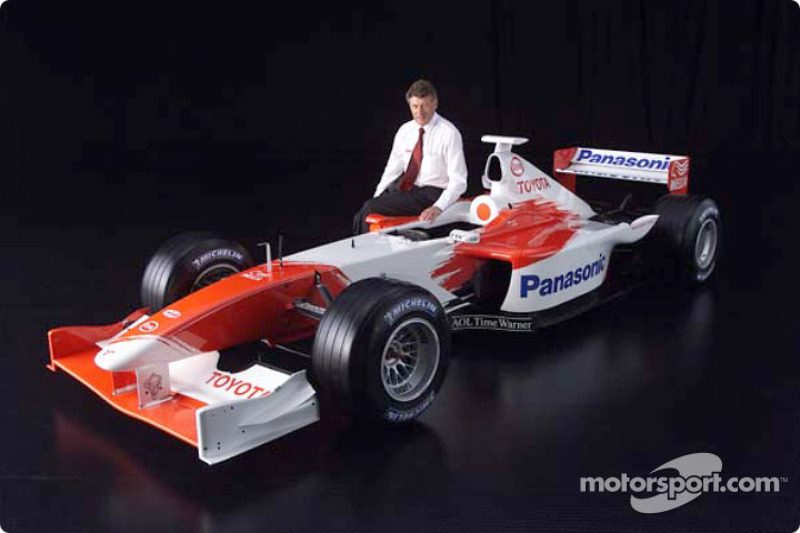 Technical Manager, F1 chassis, Dago Röhrer