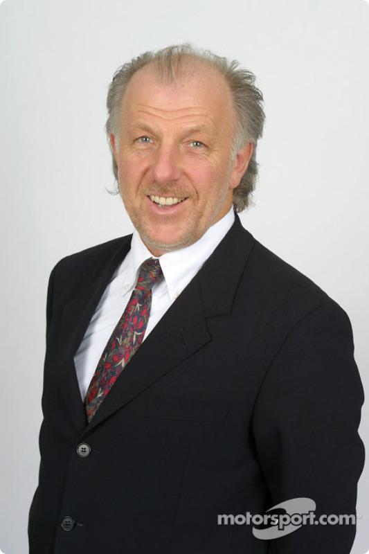 Team Principal David Richards