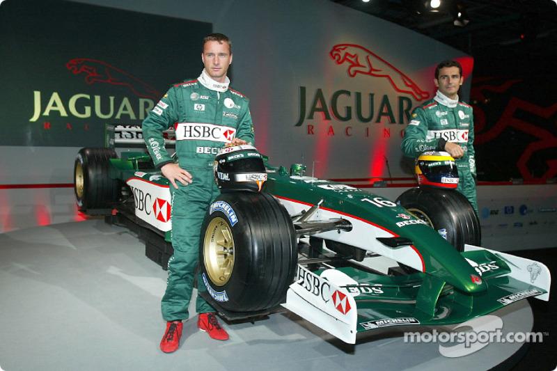 Présentation de la Jaguar R3