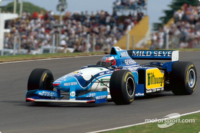 1995 Fransa GP