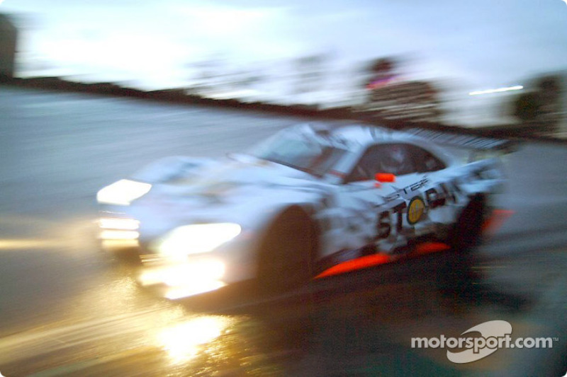 Jamie Campbell-Walter in the Lister Storm