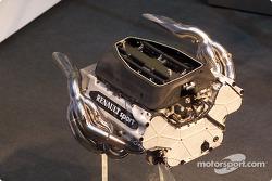 The RS22 V10 engine