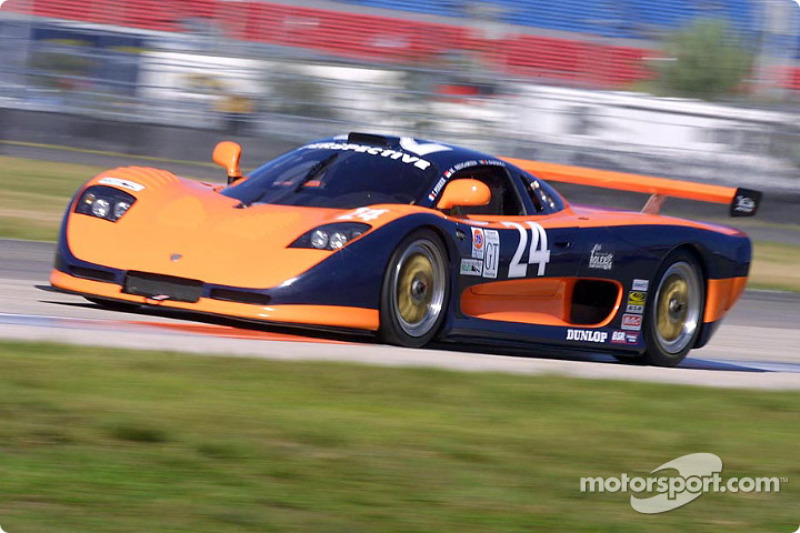 Pole position pour Perspective Racing Mosler n°24
