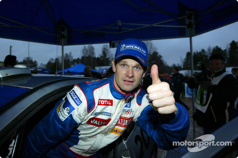Marcus Gronholm, vainqueur
