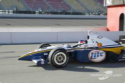 Jimmy Vasser in the #19 Team Rahal car