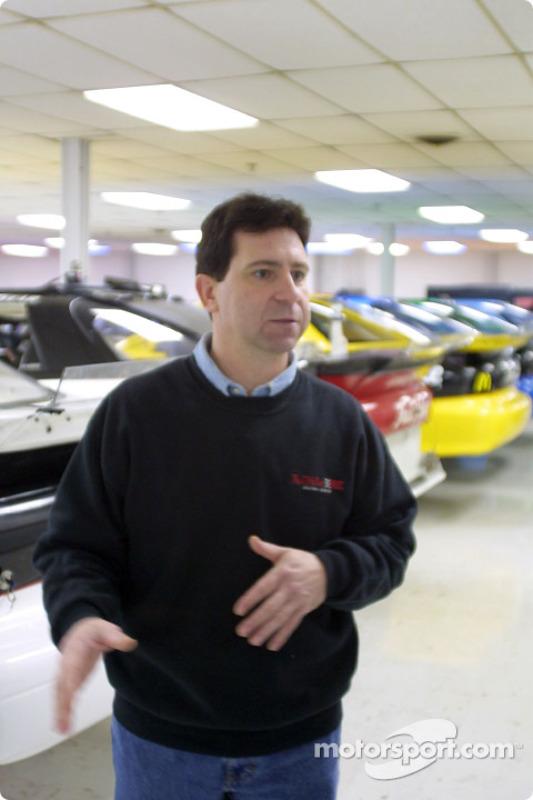 Tech talk on IROC cars