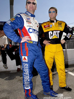 Brothers Jeff and Ward Burton