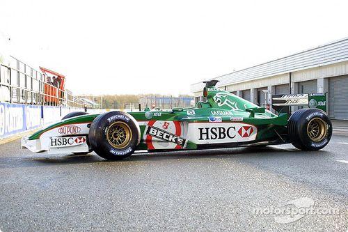 Silverstone testsessie, februari