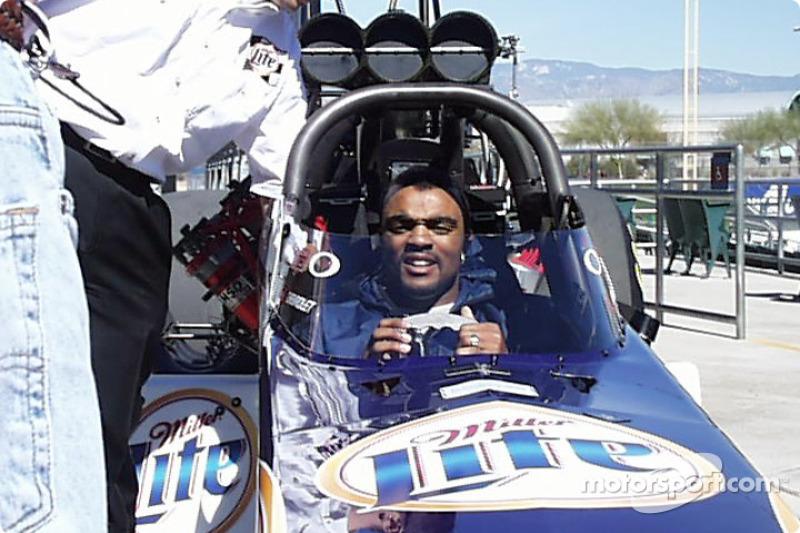 Présentation : MIller Lite - Arizona Diamondbacks Top Fuel Dragster