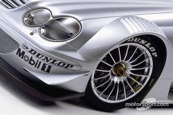 Mercedes-Benz CLK-DTM 2002: Detail