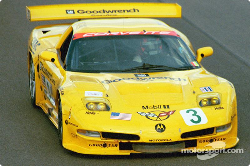 Corvette GTS