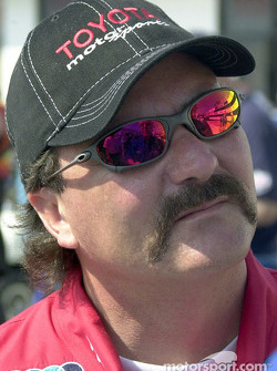 Gary Scelzi, now in a funny car