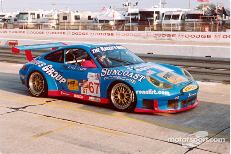 Porsche GT3 RS du Racers Group
