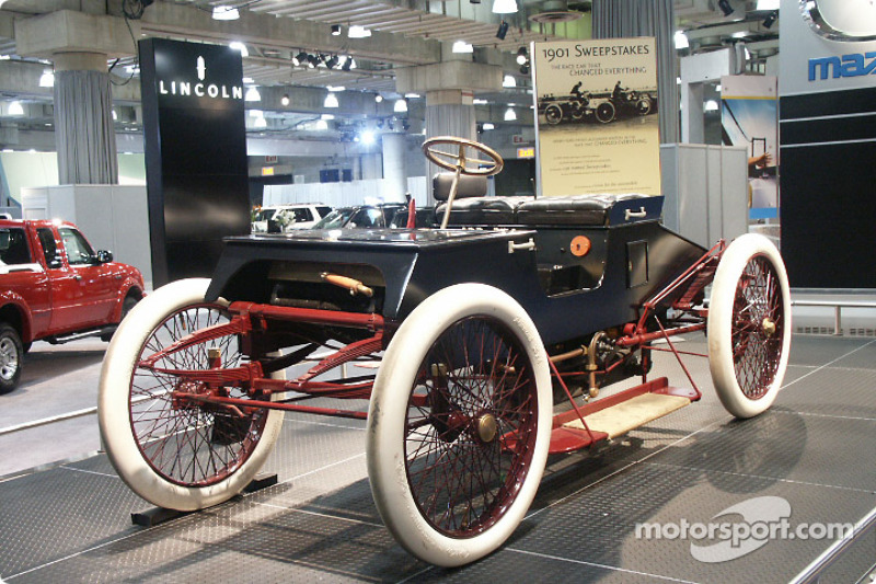Henry Ford's 1901 Sweepstakes car