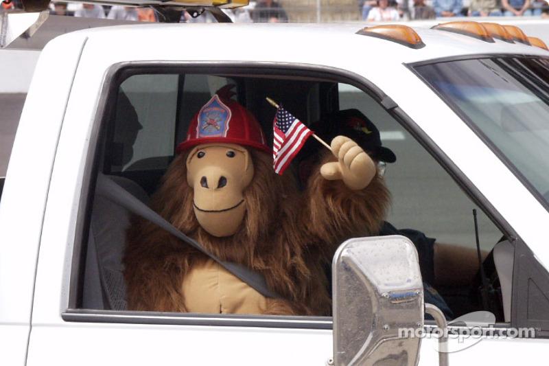 Pompier NASCAR