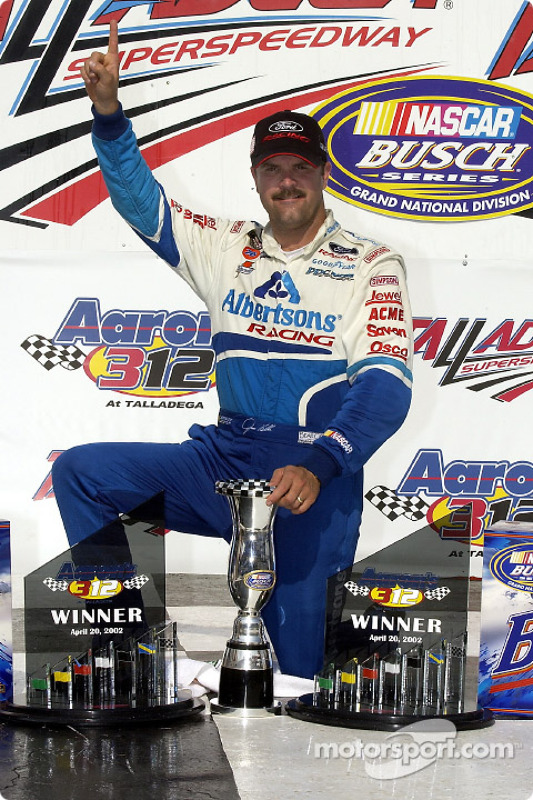 Jason Keller, vainqueur