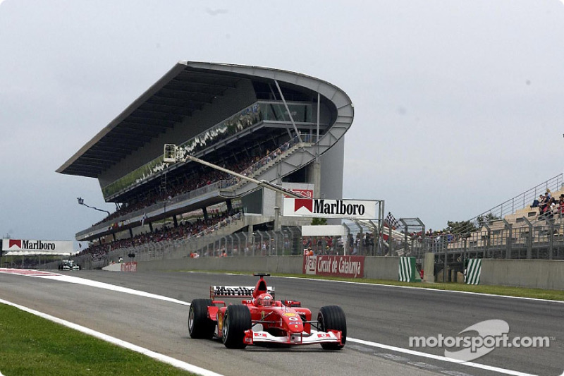 2002 Spanish GP, Ferrari F2002