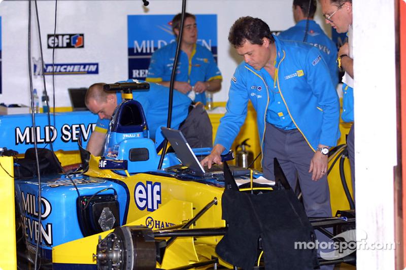 Team Renault F1