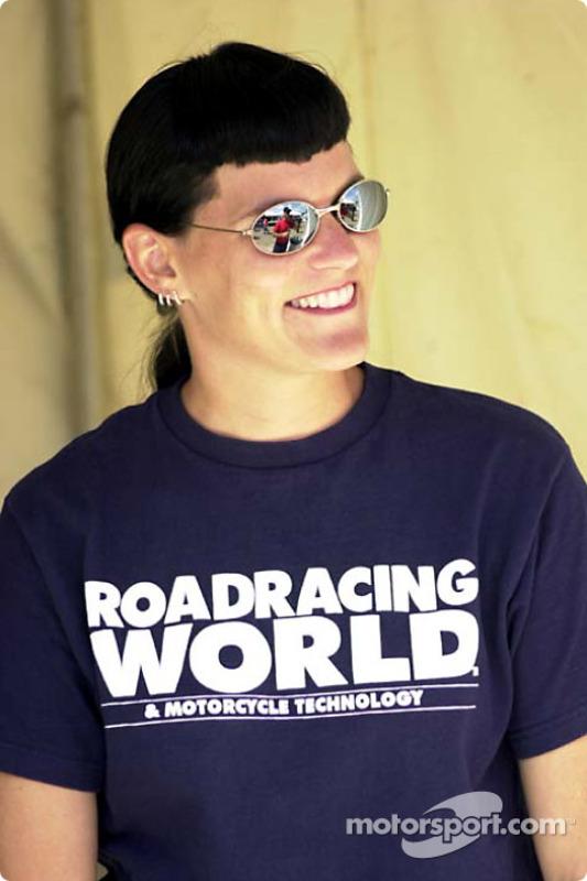 RR World's Beth Wyse