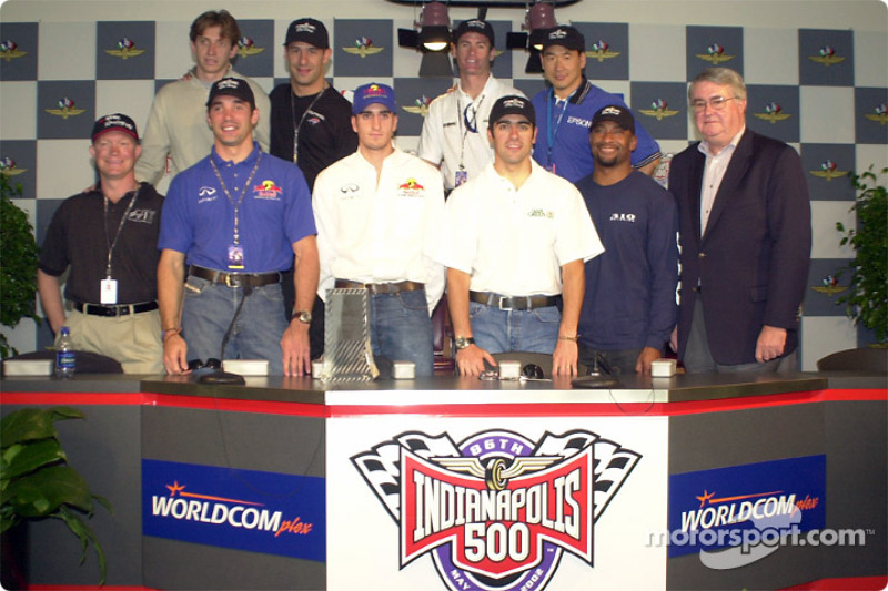 The Rookie class of 2002