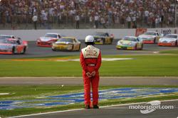 NASCAR keeps a watchful eye