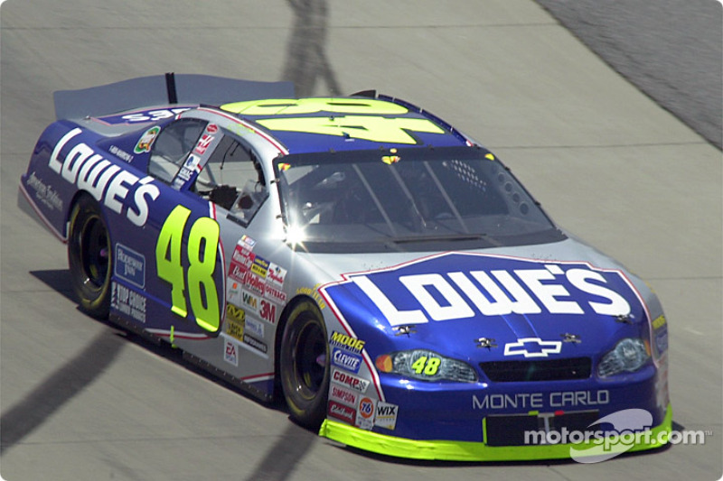 Lowe's & Jimmie Johnson / Hendrick Motorsports