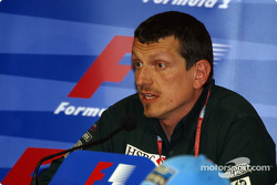 FIA Friday press conference: Jaguar Managing/Technical director Guenther Steiner