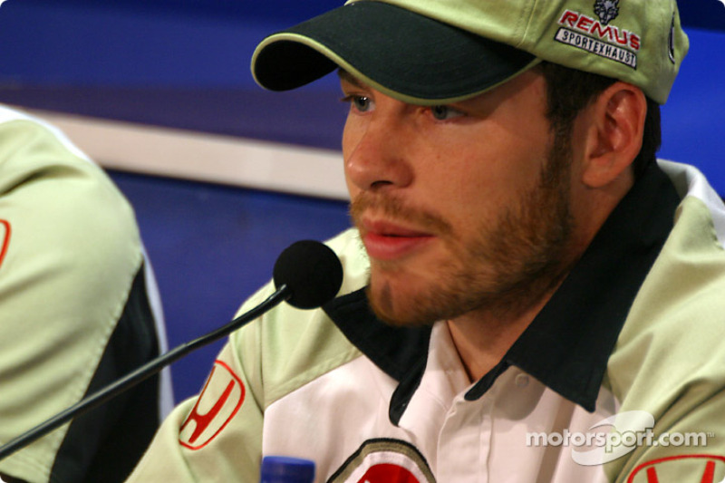 Conferencia FIA del viernes: Jacques Villeneuve