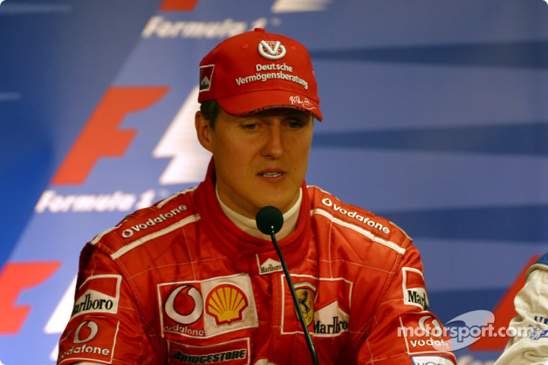 FIA Saturday press conference: Michael Schumacher