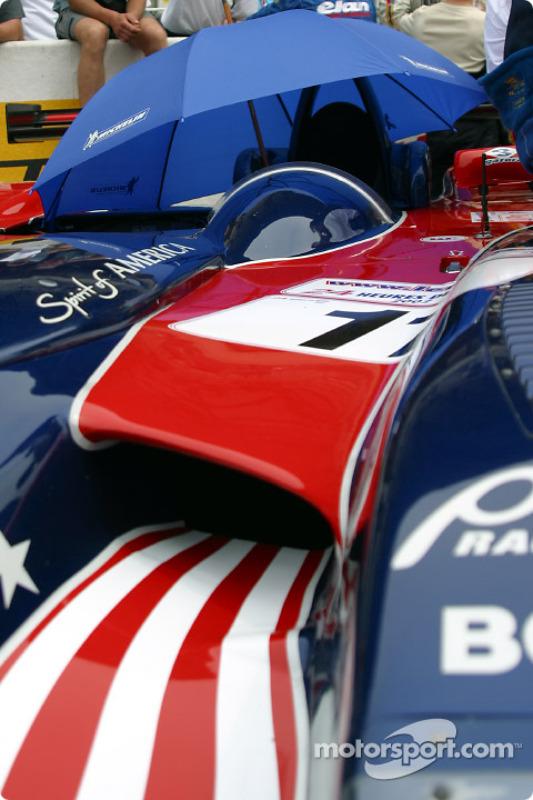 LMP-01 Evo de Panoz Motorsports Panoz