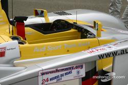 Audi Sport North America Audi R8