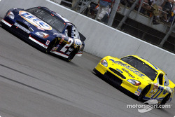 Rusty Wallace and Dave Blaney
