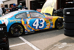 John Andretti's car