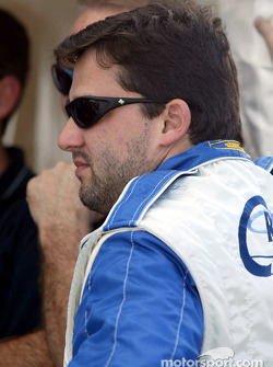 Tony Stewart at the Rolex 24 At Daytona