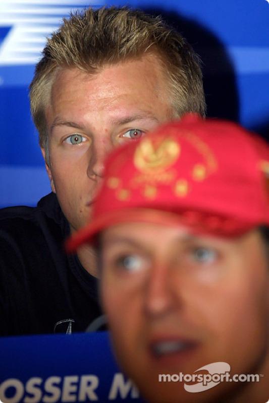 Conferencia de prensa FIA del jueves: Kimi Raikkonen