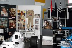 Bezoek aan Gilles Villeneuve Museum: sfeerfoto