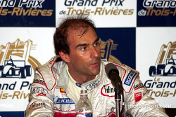 Press conference: Emanuele Pirro