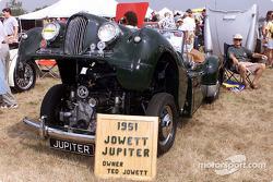 Jowett Jupiter 1951