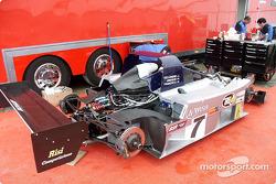 SRPII Nissan-powered Lola of Rand Racing