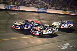 Rusty Wallace y Kurt Busch