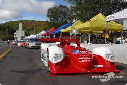 Doran Lista Racing Judd Dallara